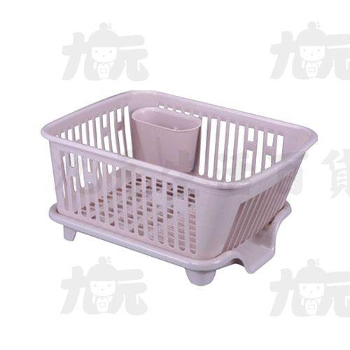 【九元生活百貨】聯府D542好用滴水碗盤架瀝水盤