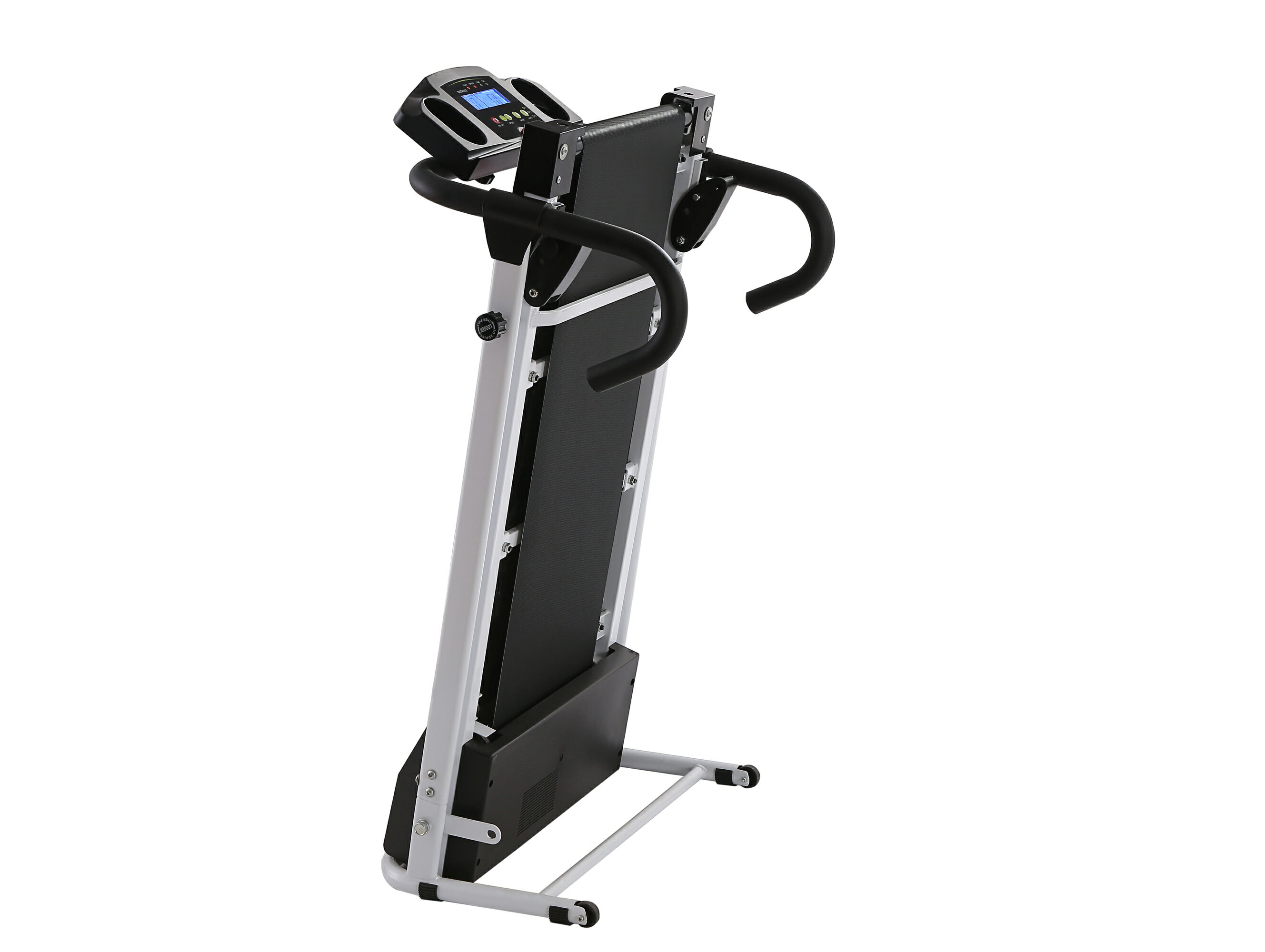 ExacMe 500W Folding Electric Motorized Treadmill Running Jogging Gym Power Machine 0108 1
