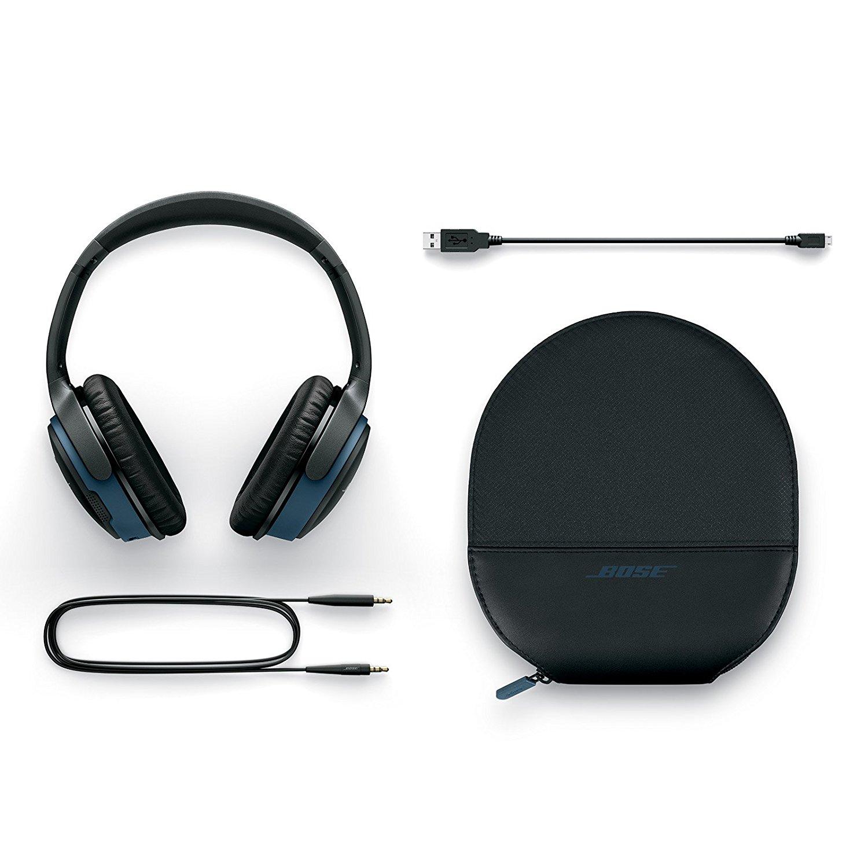 Bose SoundLink 2 Around-Ear Wireless Headphones Black series 2