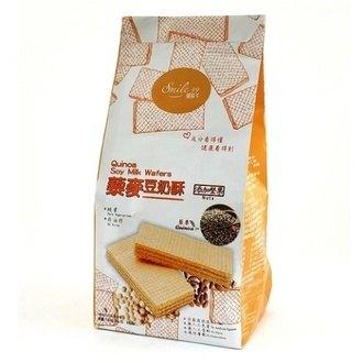 美纖小舖:藜麥豆奶酥20gx8包袋