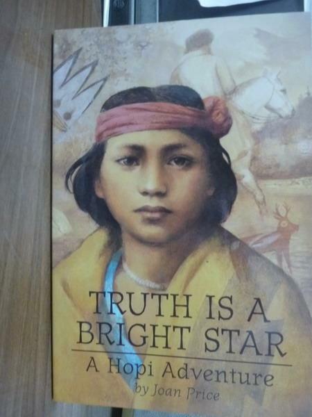 ~書寶 書T2/原文小說_PEC~Truth Is a Bright Star_Joan