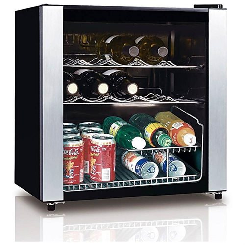 Midea 16 Bottle Countertop Electric Wine Cellar Cooler 0