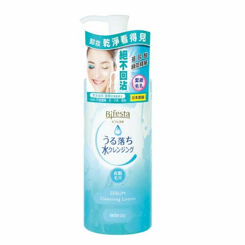 BIFESTA溫和即淨卸妝水-清爽型300ml【愛買】