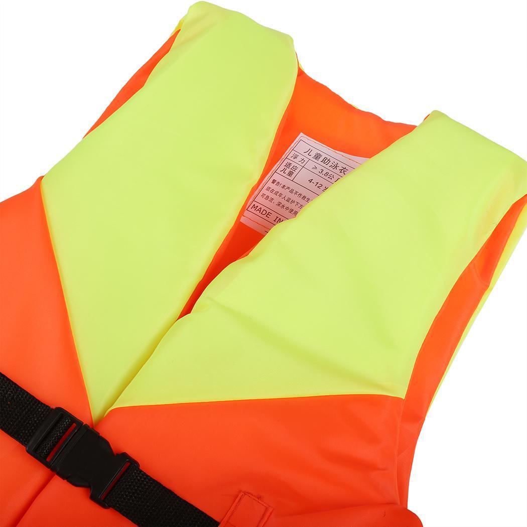 Youth Children Boating Vest Jacket 5