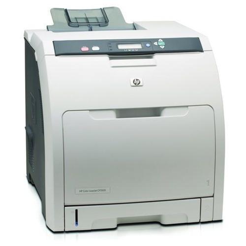 HP Color LaserJet CP3505n Printer (CB442A) 0