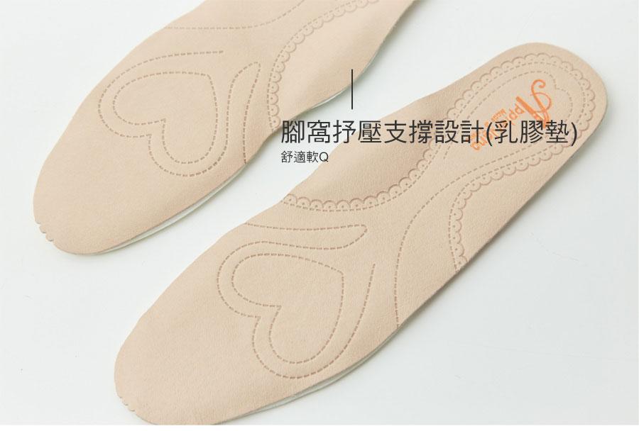 全新底台牛皮氣墊牛津休閒鞋【QC139731480】AppleNana蘋果奈奈 3