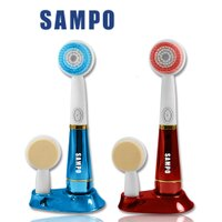 美容家電到【SAMPO聲寶】二合一深層震動美顏儀 FY-Z1601WL (兩色任選)