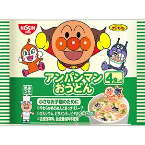 日本*日清麵包超人烏龍麵(4入) 88g