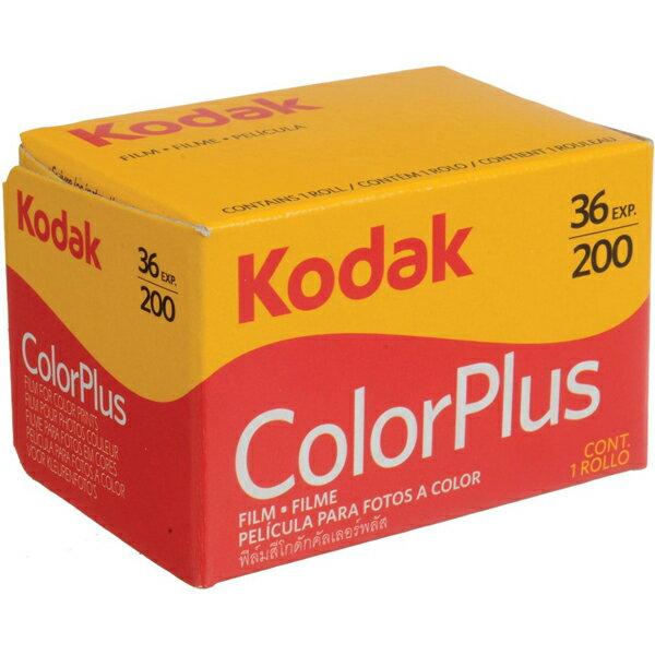 Kodak 柯達 Colorplus 200 彩色負片 135專用 底片 HOLGA LOMO 含稅價
