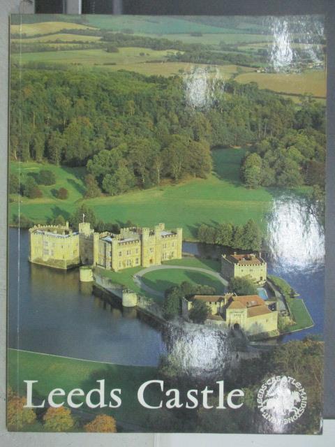 【書寶二手書T4/旅遊_YAW】Leeds Castle