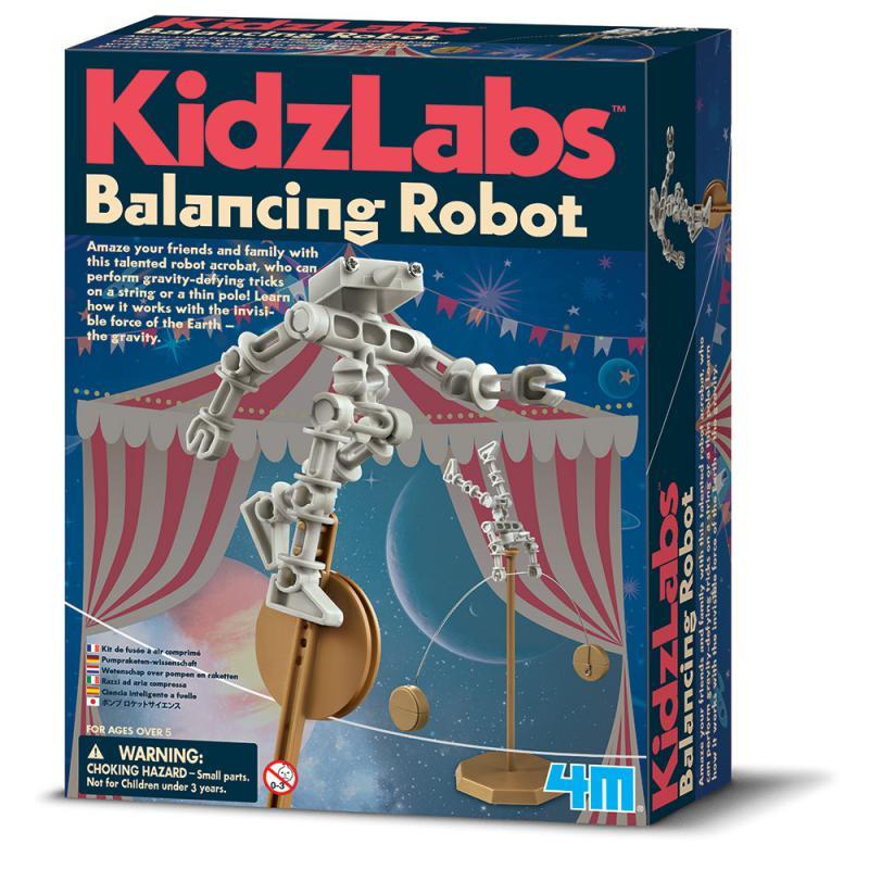 幼吾幼兒童百貨商城 【4M】03364 科學探索系列 - 平衡機器人 Balancing Robot