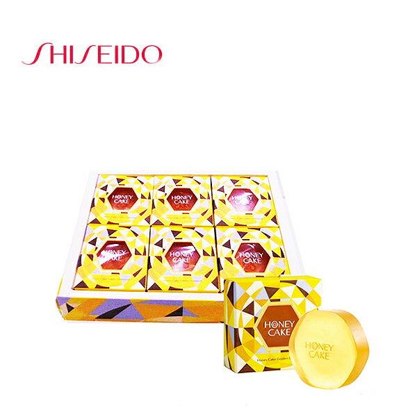 SHISEIDO資生堂  蜜澤金蜂蜜香皂100g 6(個)入一盒