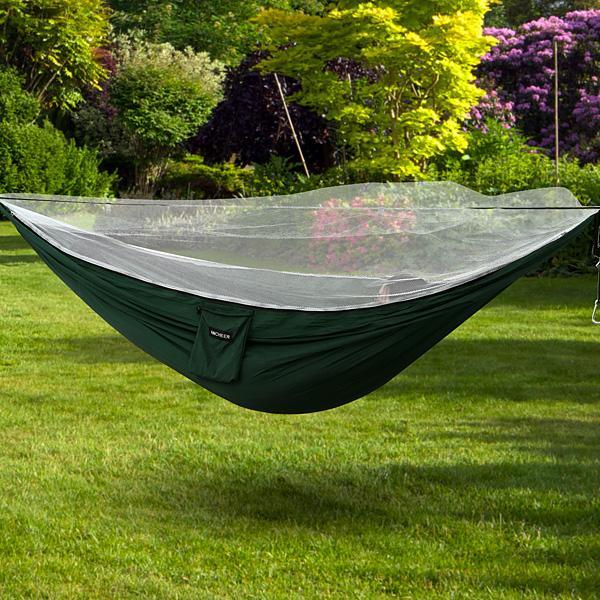 Oxford Mesh Waterproof Hanging Folding Outdoor Hammock 1