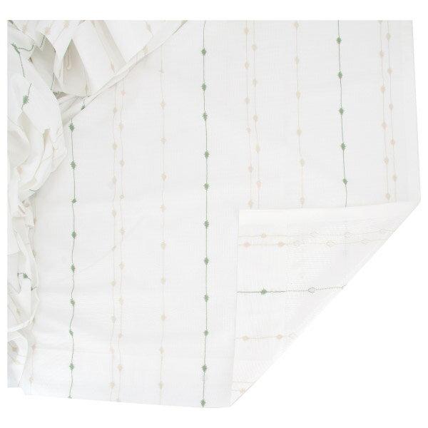 蕾絲窗簾 G CORAL YGR 150×228×1 NITORI宜得利家居 5