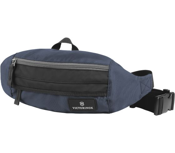 Victorinox 瑞士維氏 Altmont 3.0? 經典型腰包 TRGE-601435 (黑藍) / 個