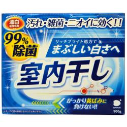 日本 第一石鹼 2018全新大容量除菌洗衣粉(室內曬衣無異味)900g