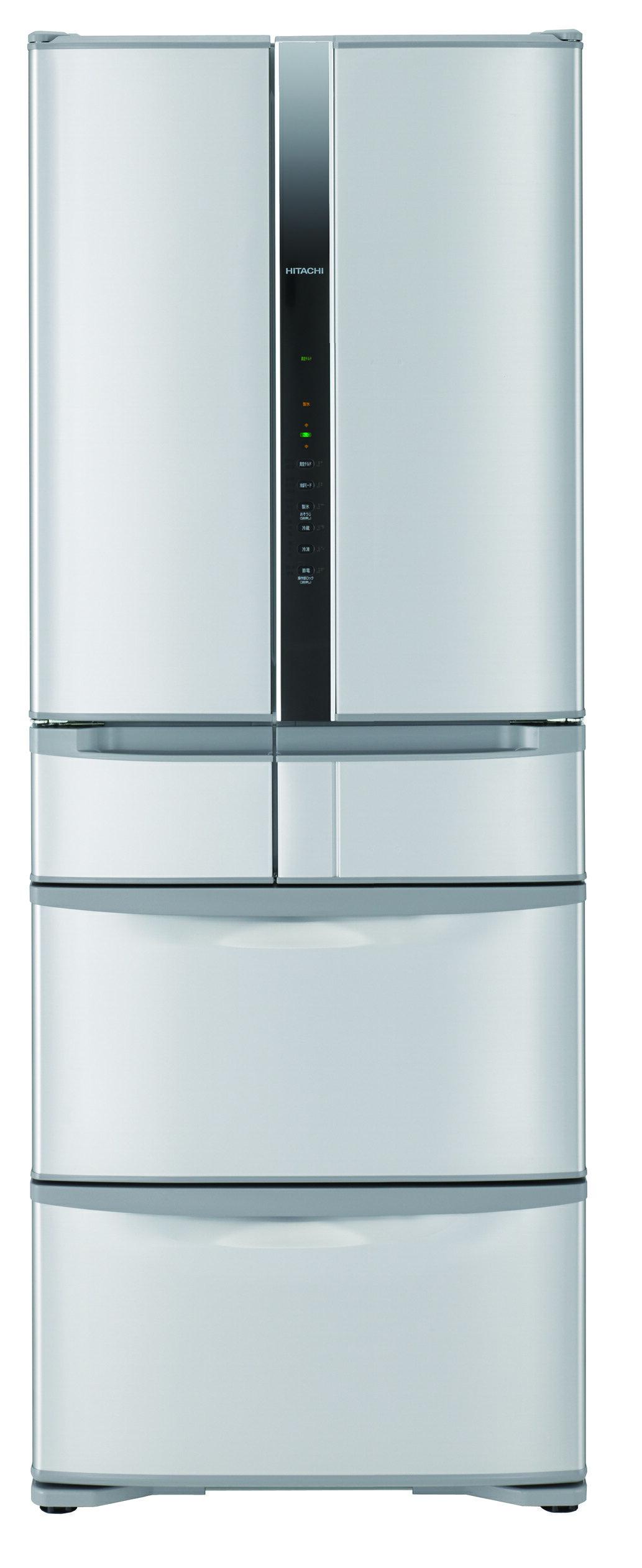<br/><br/>  【HITACHI日立】日本原裝變頻475L。六門電冰箱/星燦不銹鋼(RSF48FJ)<br/><br/>