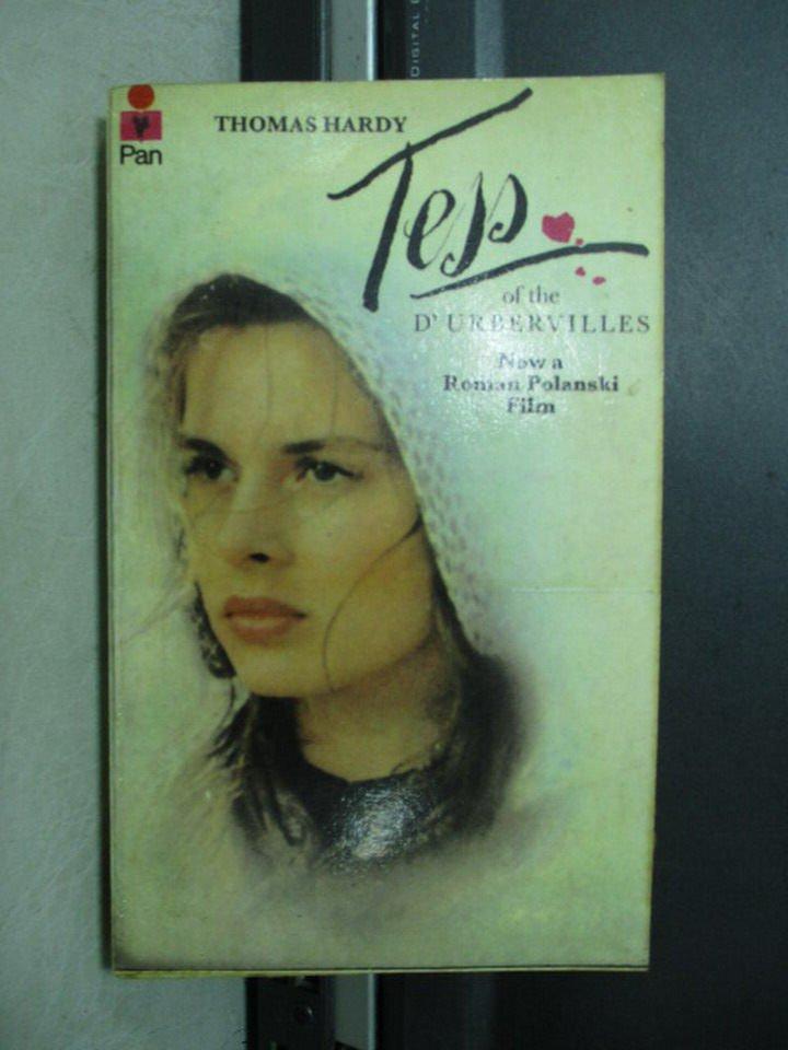 【書寶二手書T4/原文小說_KSQ】Tess of the D'Urbervilles_