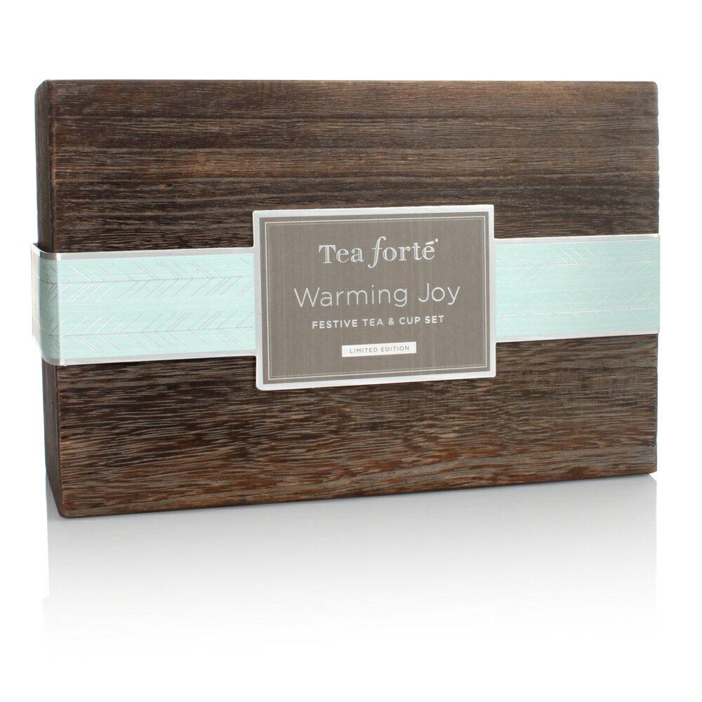 Tea Forte 冬季戀曲 茶具茶品禮盒 Warming Joy Gift Set 2