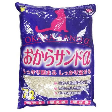 《日本Super Cat》超級貓阿爾法環保豆腐貓砂 6L / 韋民豆腐砂同等級