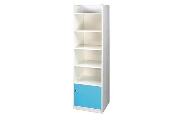 【石川家居】928-05(藍白色)置物櫃(CT-829)#訂製預購款式#環保塑鋼P無毒防霉易清潔