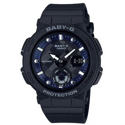 CASIO卡西歐BABY-GBGA-250-1A海洋靈感霓虹雙顯流行腕錶