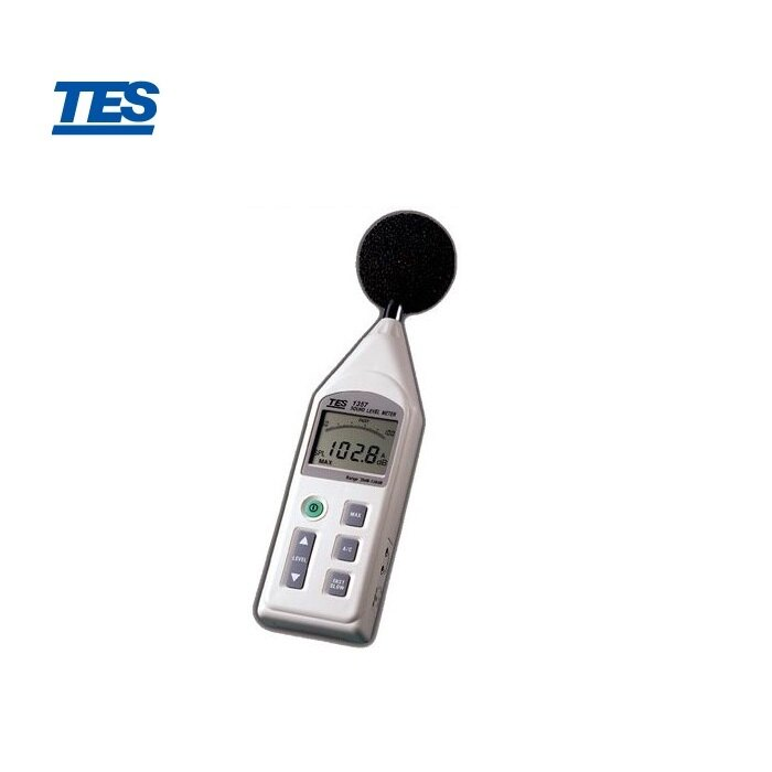 泰仕 TES-1357 噪音計 - 限時優惠好康折扣