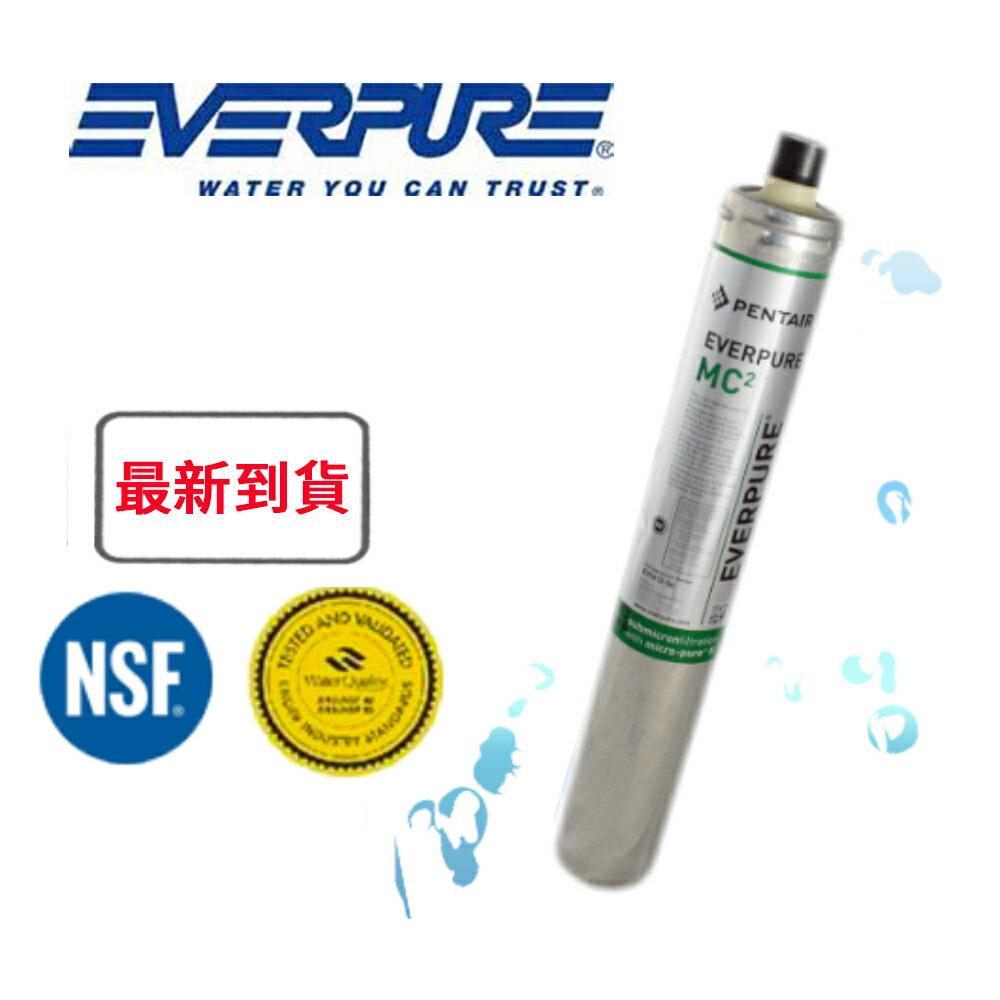 【福利品】EVERPURE 美國原裝進口濾心 MC2