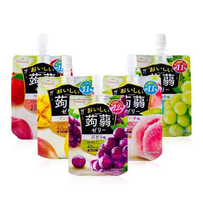 日本Tarami低卡蒟蒻果凍飲 吸吸便利包20包以上享團購 0