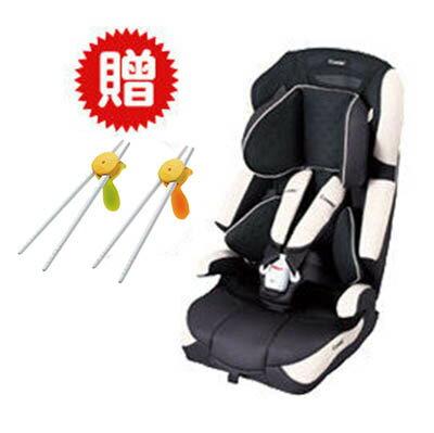 【悅兒樂婦幼用品舘】Combi 康貝 joytrip功能成長型安全座椅-網眼黑【送學習筷子組x1】