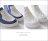 格子舖*【KR191】嚴選熱賣款 璀璨閃耀寶石 厚底內增高 百搭實穿鬆高鞋 帆布鞋 2色 2