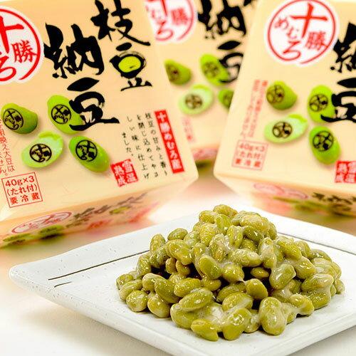 十勝毛豆納豆(無沾醬)-中田園 1