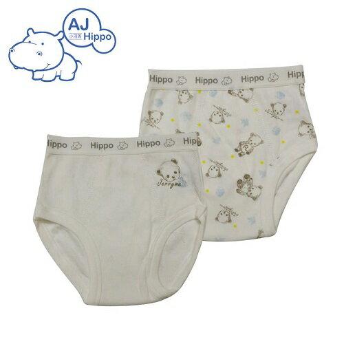AJ HIPPO小河馬-傑瑞米男三角內褲(90cm-140cm) - 限時優惠好康折扣