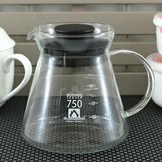 【珍昕】 GLASSHOUSE耐熱玻璃壺~(750ml)