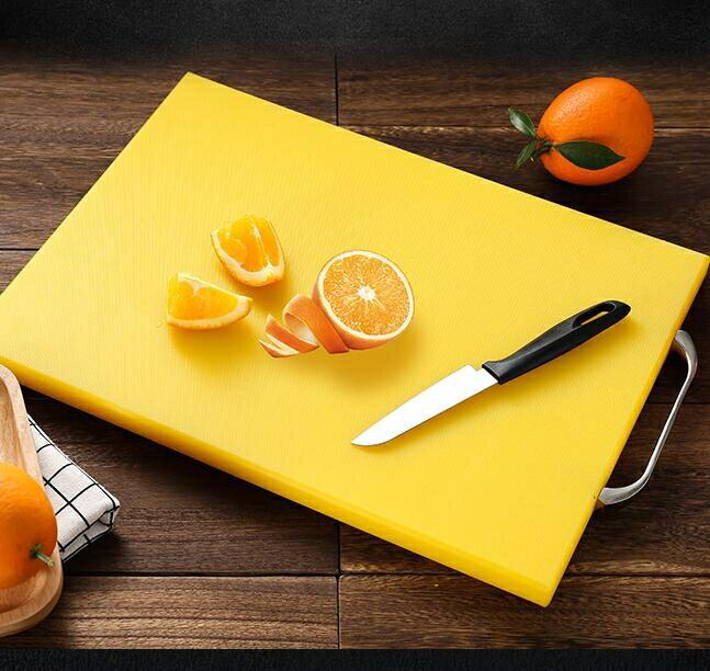 砧板 菜板食品級切菜板案板廚房防霉抗菌切水果砧板塑料家用加厚粘板