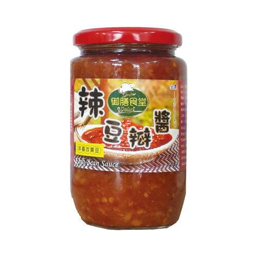 維義御膳食堂辣豆瓣醬400g【愛買】