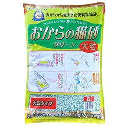 ☆Pawpal寵物樂活☆ Hitachi日立 環保凝結豆腐砂(6L)