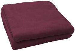 雪之旅 輕量刷毛保暖毯/毛毯/露營毯/野餐毯 AR-17 Polartec Classic 200 酒紅