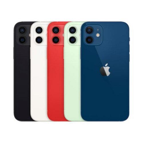 Apple iPhone 12 mini 64GB(黑/白/紅/藍/綠)【新機預約】【愛買】