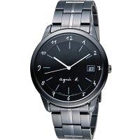 agnès b.包包推薦到agnes b 蜥蜴圖騰簡約時尚腕錶 BP9002J1 VJ52-00A0SD 黑就在寶時鐘錶推薦agnès b.包包