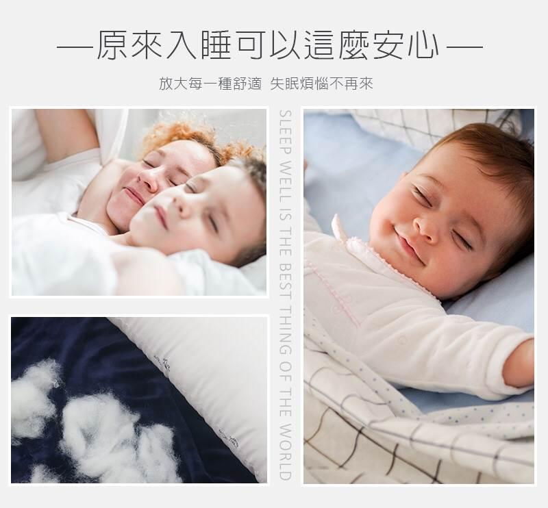 【台灣製造】防蟎抗菌枕(二入) 舒眠 抑菌 防蟎 透氣  ✤朵拉伊露✤ 5
