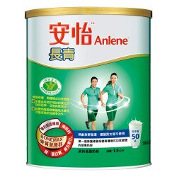 安怡Anlene長青高鈣奶粉1.5kg*2罐【愛買】