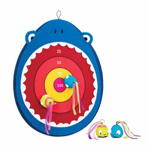 【奇買親子購物網】美國B.Toys鏢風蟲蟲(鯊魚小隊青蛙小隊)