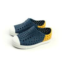 native 輕量懶人鞋、休閒防水鞋到native 洞洞鞋 深藍色 小童 13100102-8467 no682