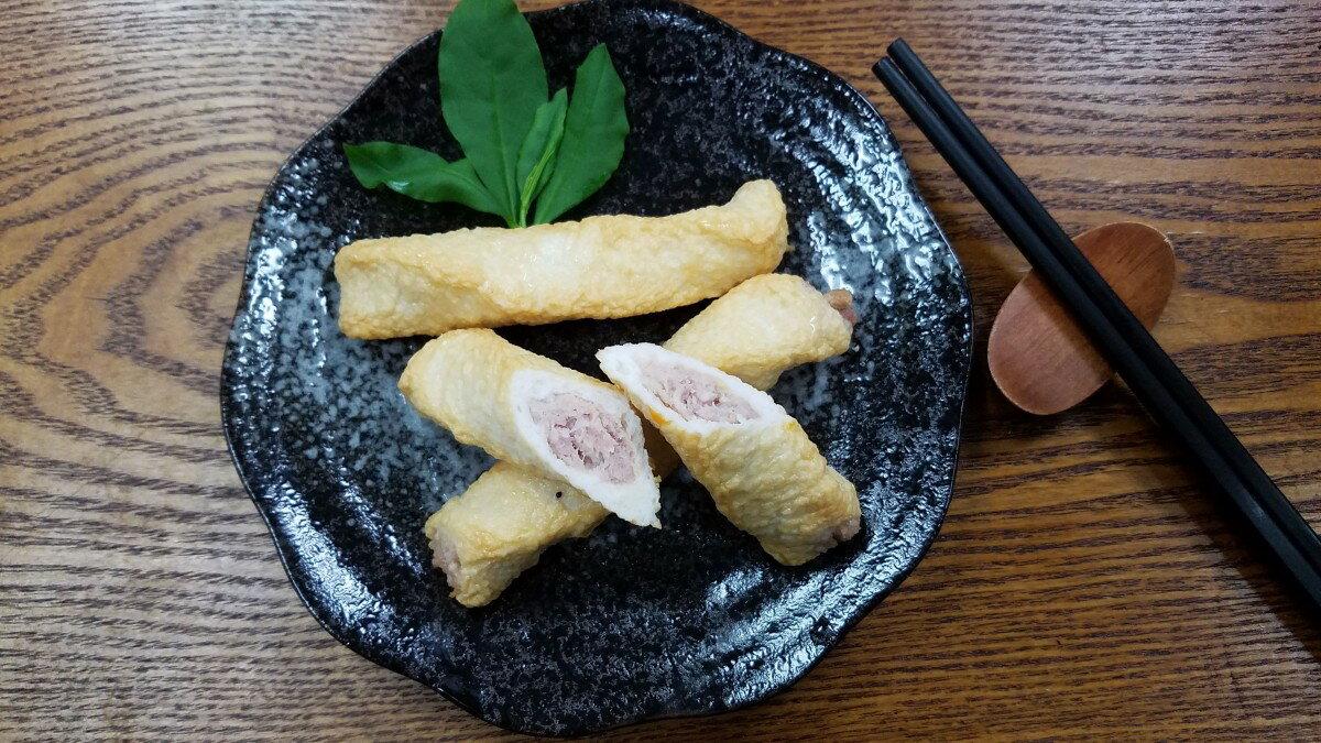 風味石斑條-【利津食品行】火鍋料 關東煮 石斑 包餡 冷凍食品
