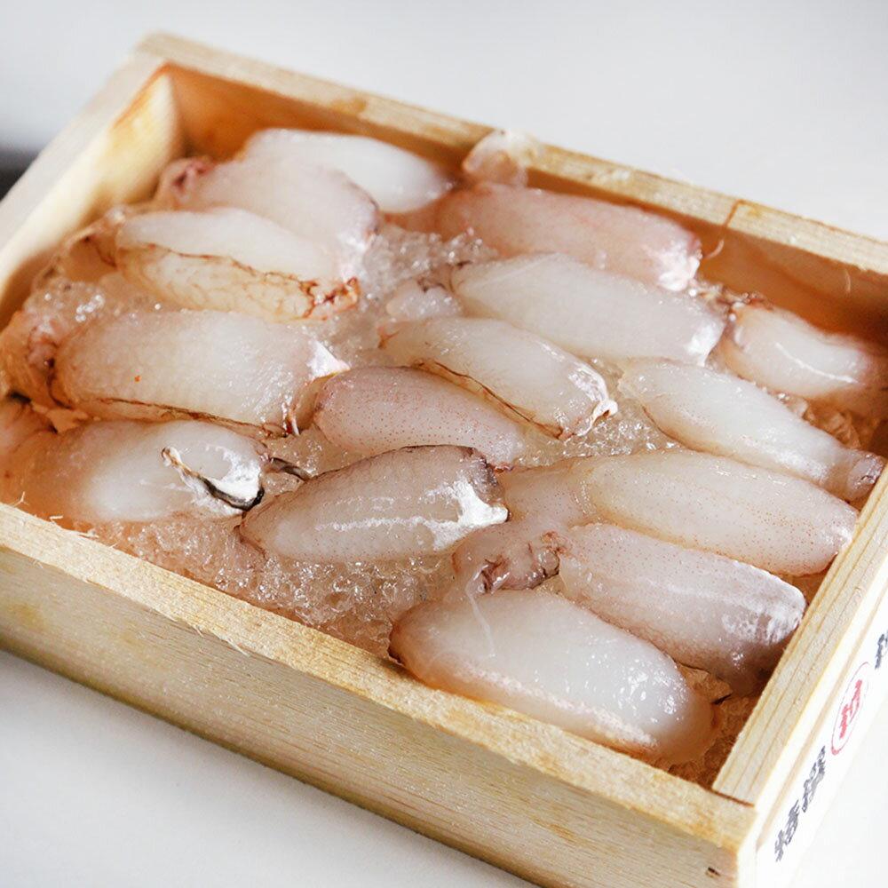 ㊣盅龐水產◇蟹管肉(大)◇淨重180g10%/盒(真空包裝)◇零售$205元/盒  歡迎 批發 團購
