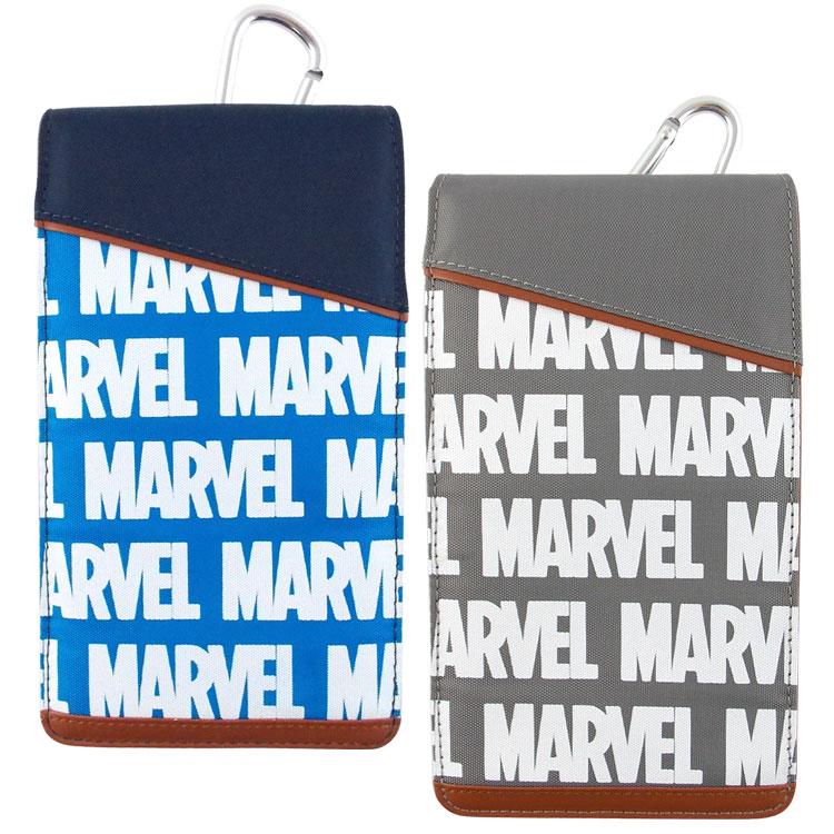 【MARVEL】復仇者聯盟6吋通用多功能登山扣手機袋/萬用袋