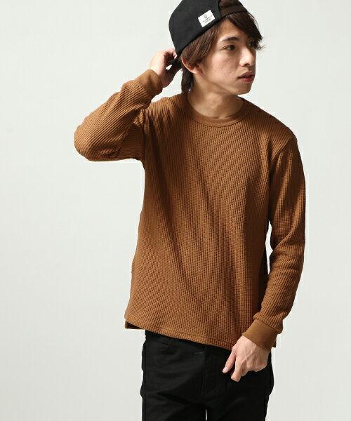長袖T恤 CAMEL