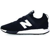 New Balance 美國慢跑鞋/跑步鞋推薦【NEW BALANCE】NB 247 休閒鞋 復古鞋 情侶鞋 (男女鞋)-MRL247CKD