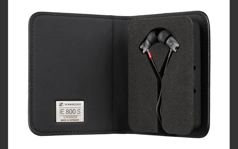 【曜德★贈硬殼收納盒】森海塞爾 Sennheiser IE800S 新旗艦款 超寬頻帶 專利雙腔吸聲體 耳道式耳機 5
